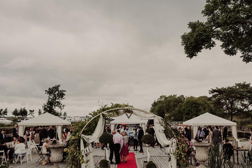 Coolbawn Quay summer wedding | Rachel + Andrew 71