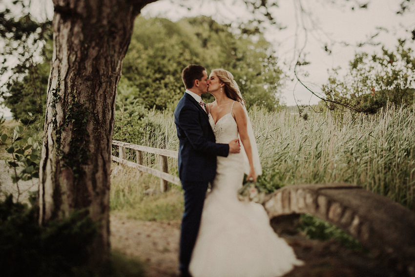 photos of bride and groom at Coolbawn Quay