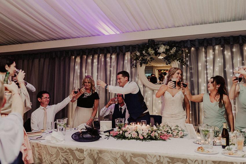 Coolbawn Quay summer wedding | Rachel + Andrew 85