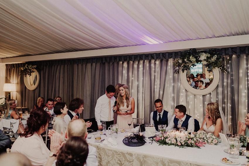 Coolbawn Quay summer wedding | Rachel + Andrew 86