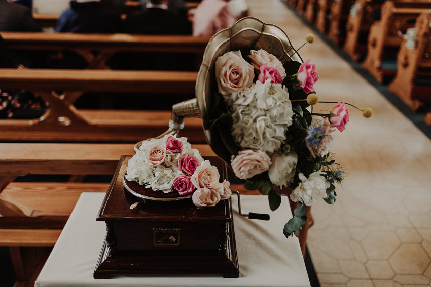 great wedding inspiration for music lovers