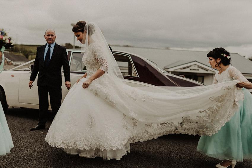 Spring wedding in Farnham Estate | Maureen & Paul 44
