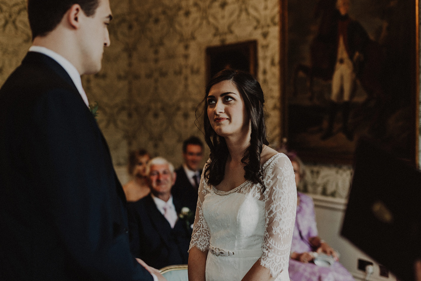 A small intimate wedding at The Shelbourne Hotel | Grainne & James 40