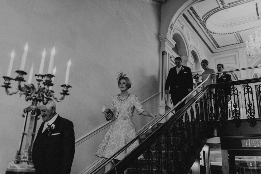 A small intimate wedding at The Shelbourne Hotel | Grainne & James 46