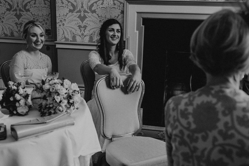 A small intimate wedding at The Shelbourne Hotel | Grainne & James 64