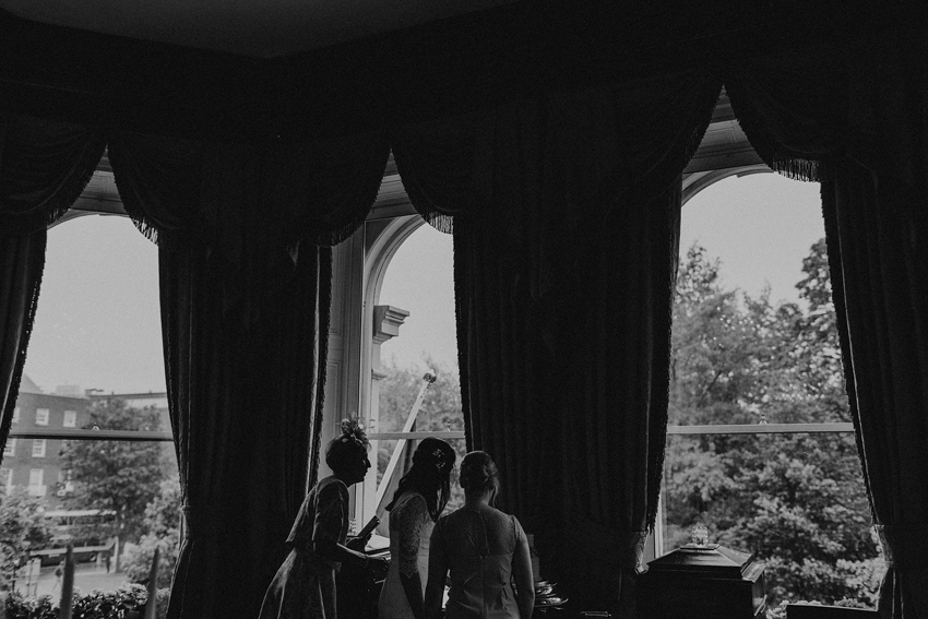 A small intimate wedding at The Shelbourne Hotel | Grainne & James 66
