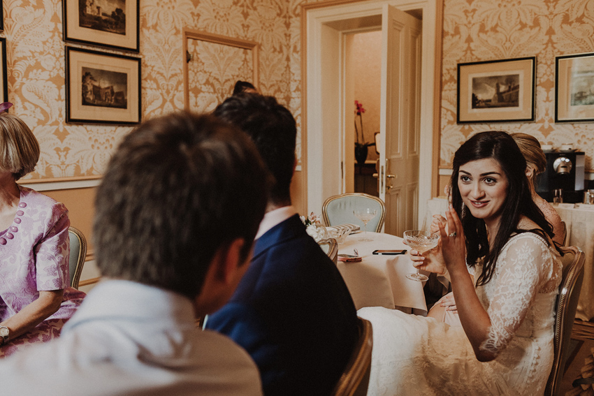 A small intimate wedding at The Shelbourne Hotel | Grainne & James 65