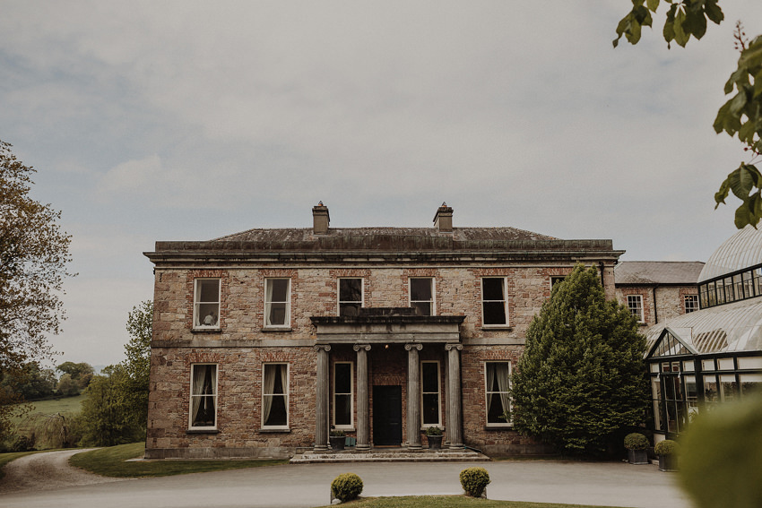 kilshane house wedding photo