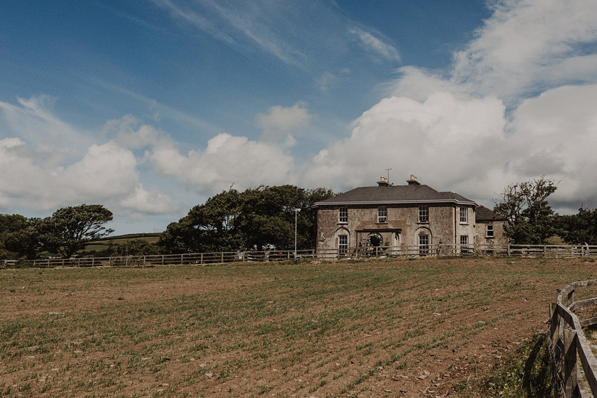 picture of ballintaggart house in Dingle