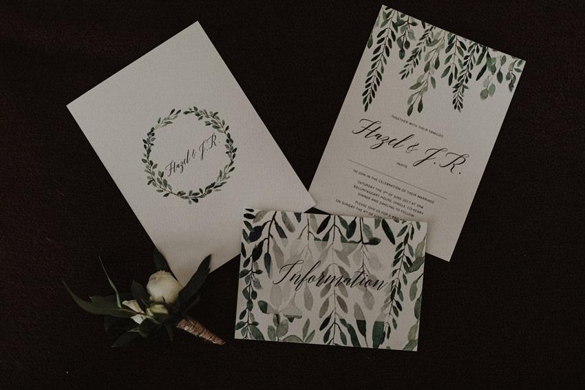 Summer wedding at Ballintaggart House - Dingle | Hazel and J.R. 10