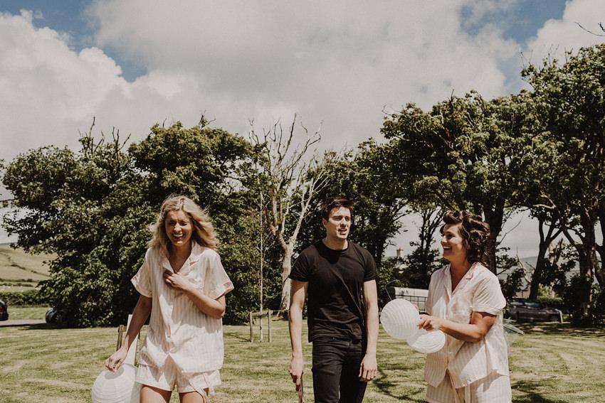 Summer wedding at Ballintaggart House - Dingle | Hazel and J.R. 19