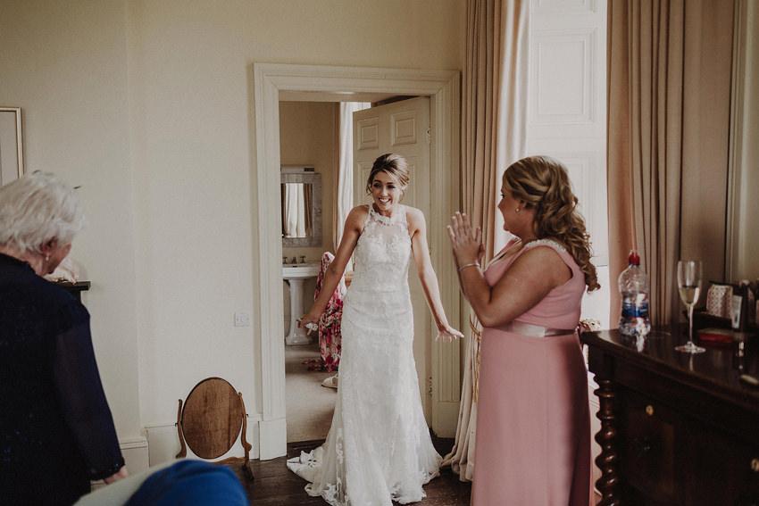 Arlene and Steve | Kilshane House wedding photos 188