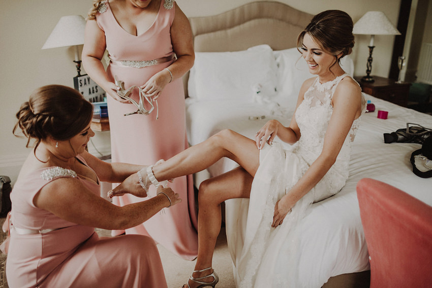 Arlene and Steve | Kilshane House wedding photos 190