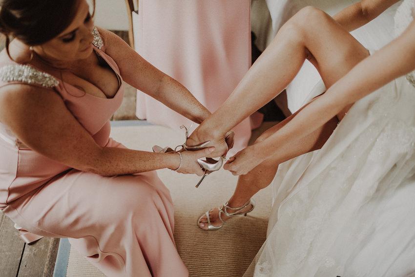 Arlene and Steve | Kilshane House wedding photos 191