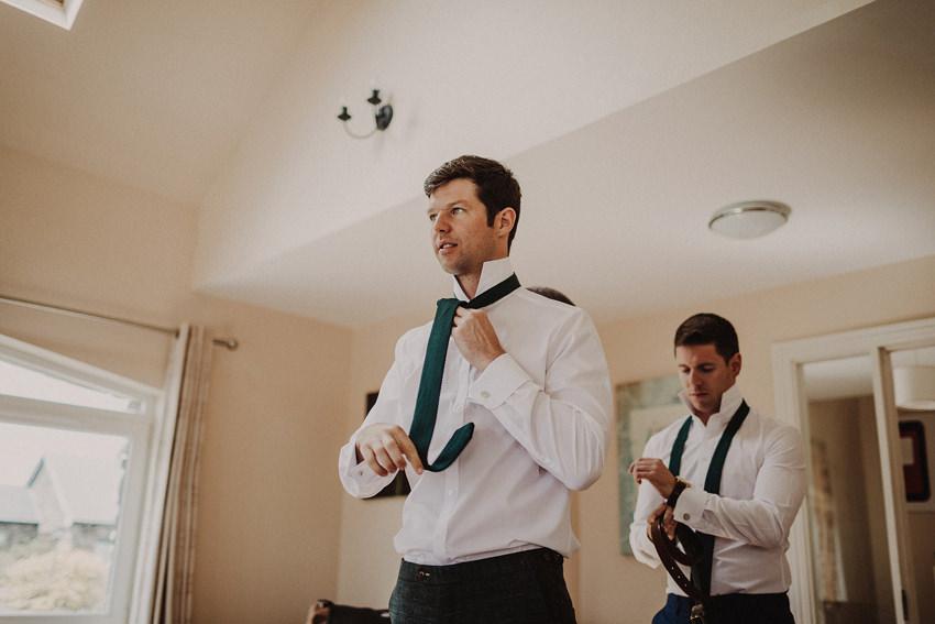 Summer wedding at Ballintaggart House - Dingle | Hazel and J.R. 33