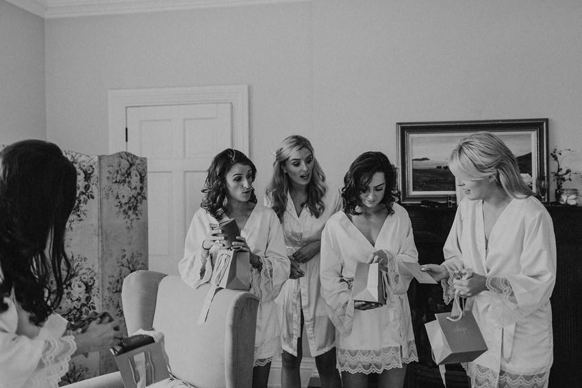 Summer wedding at Ballintaggart House - Dingle | Hazel and J.R. 45