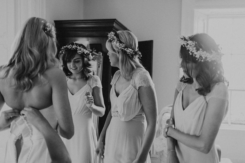 Summer wedding at Ballintaggart House - Dingle | Hazel and J.R. 56