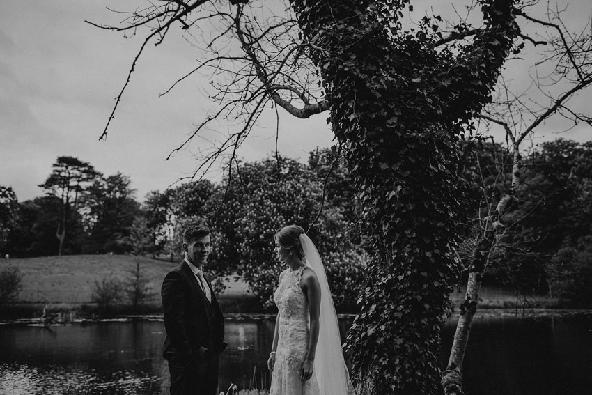 wedding photos from kilshane house
