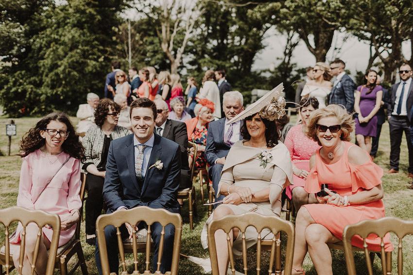 Summer wedding at Ballintaggart House - Dingle | Hazel and J.R. 71
