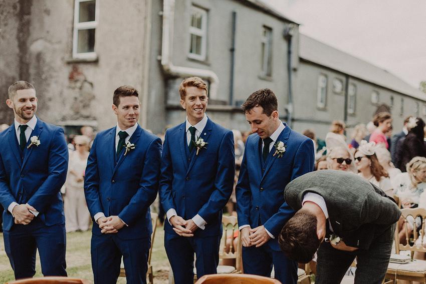 Summer wedding at Ballintaggart House - Dingle | Hazel and J.R. 69