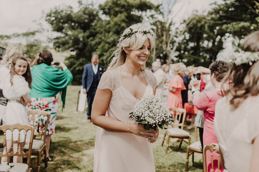 Summer wedding at Ballintaggart House - Dingle | Hazel and J.R. 72