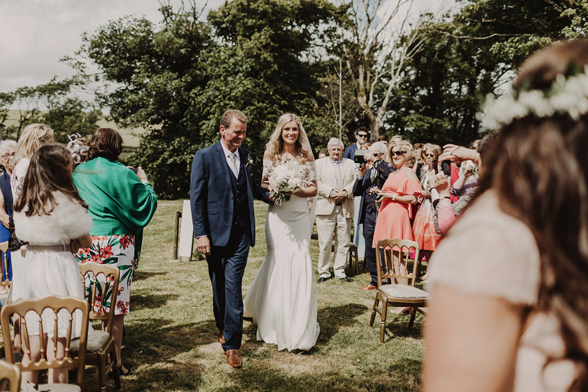 Summer wedding at Ballintaggart House - Dingle | Hazel and J.R. 73