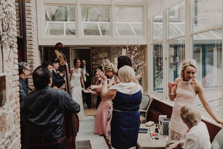 Arlene and Steve | Kilshane House wedding photos 238