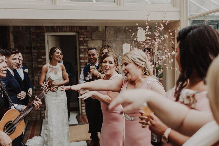 Arlene and Steve | Kilshane House wedding photos 239