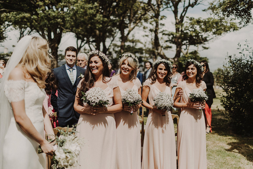 Summer wedding at Ballintaggart House - Dingle | Hazel and J.R. 78