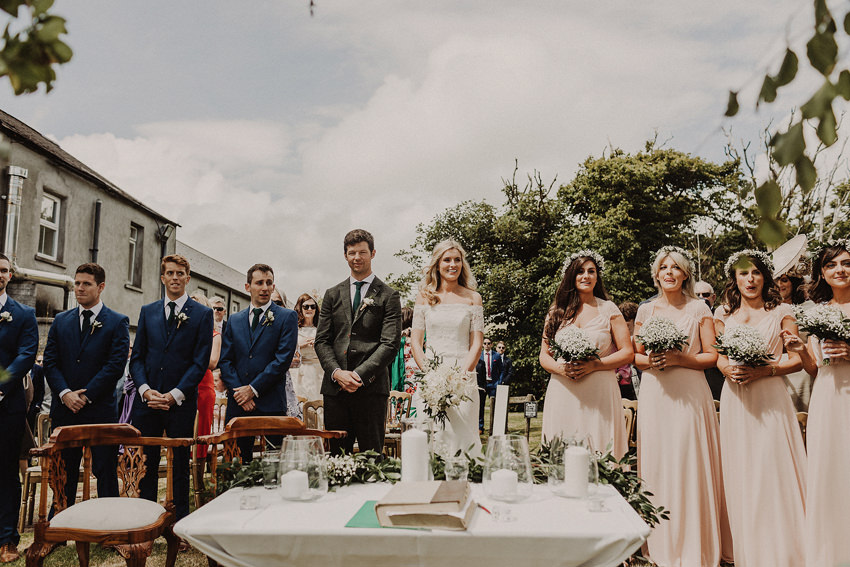 Summer wedding at Ballintaggart House - Dingle | Hazel and J.R. 77
