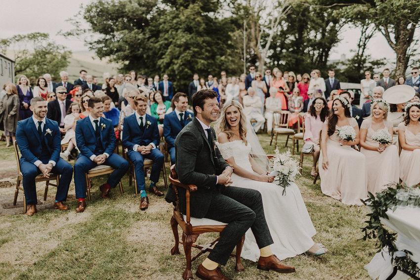 Summer wedding at Ballintaggart House - Dingle | Hazel and J.R. 79