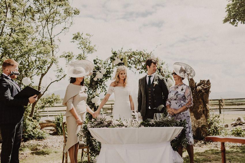 Summer wedding at Ballintaggart House - Dingle | Hazel and J.R. 82