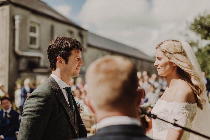 Summer wedding at Ballintaggart House - Dingle | Hazel and J.R. 80
