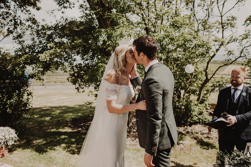 Summer wedding at Ballintaggart House - Dingle | Hazel and J.R. 81