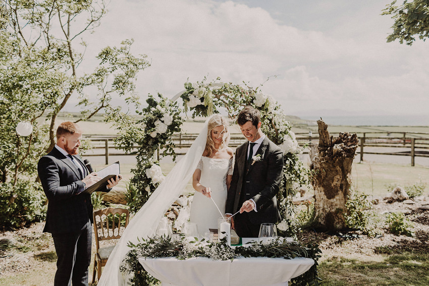 Summer wedding at Ballintaggart House - Dingle | Hazel and J.R. 83