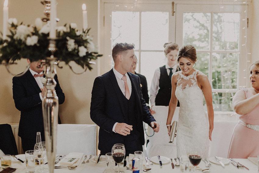 Arlene and Steve | Kilshane House wedding photos 245