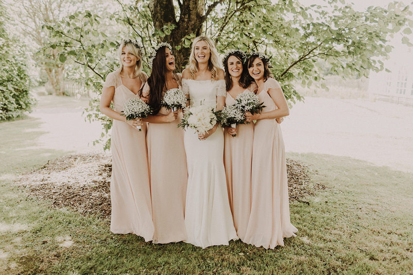 Summer wedding at Ballintaggart House - Dingle | Hazel and J.R. 90