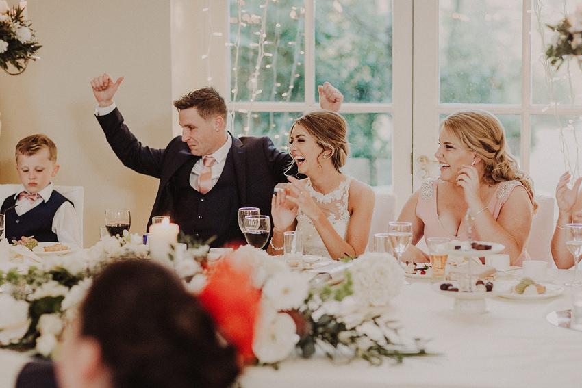 Arlene and Steve | Kilshane House wedding photos 248