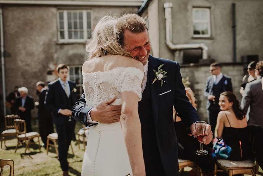 Summer wedding at Ballintaggart House - Dingle | Hazel and J.R. 89