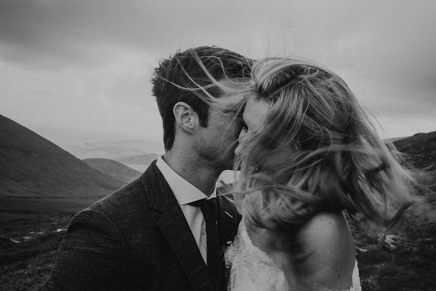 Summer wedding at Ballintaggart House - Dingle | Hazel and J.R. 95