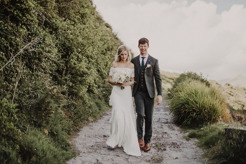 Summer wedding at Ballintaggart House - Dingle | Hazel and J.R. 101