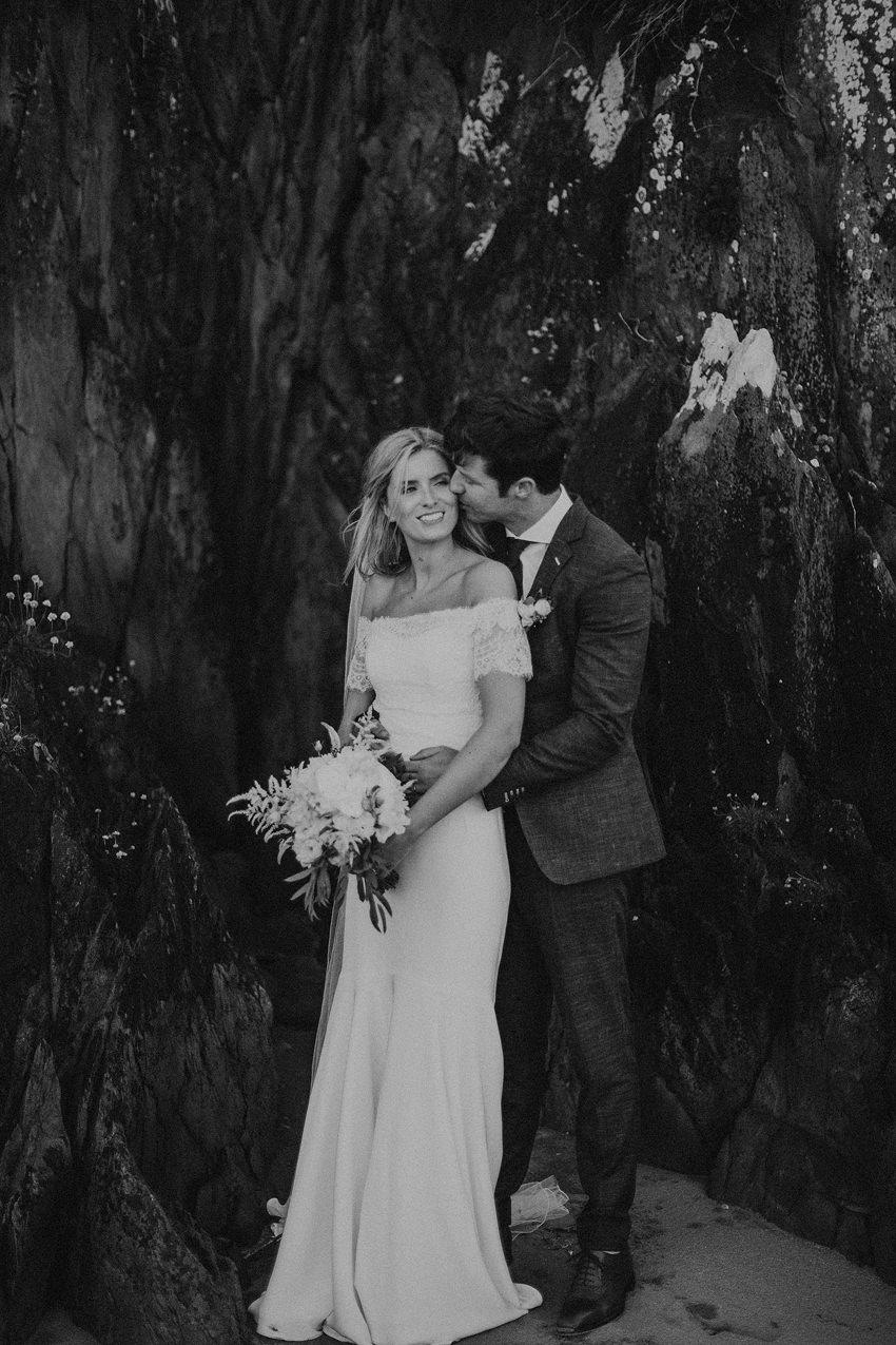 Summer wedding at Ballintaggart House - Dingle | Hazel and J.R. 102