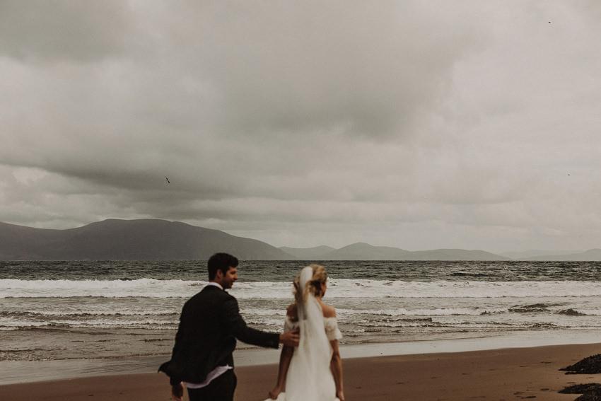 Summer wedding at Ballintaggart House - Dingle | Hazel and J.R. 106