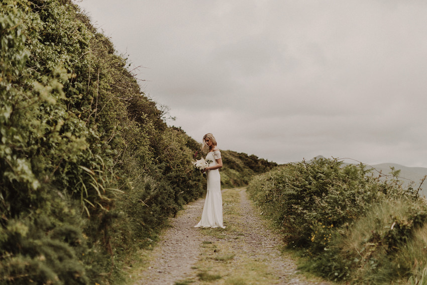 Summer wedding at Ballintaggart House - Dingle | Hazel and J.R. 108