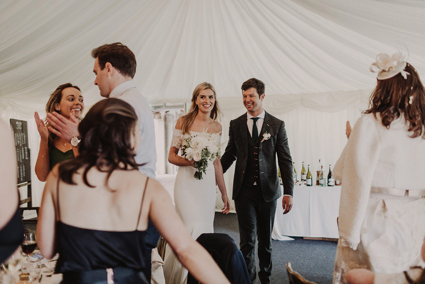 Summer wedding at Ballintaggart House - Dingle | Hazel and J.R. 116
