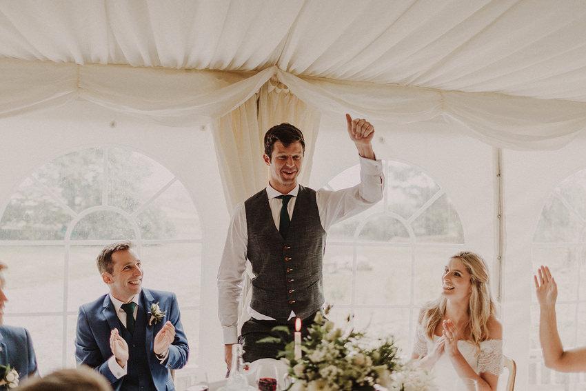 Summer wedding at Ballintaggart House - Dingle | Hazel and J.R. 117