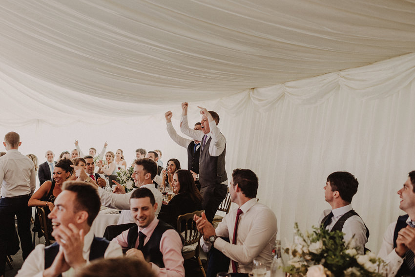 Summer wedding at Ballintaggart House - Dingle | Hazel and J.R. 118