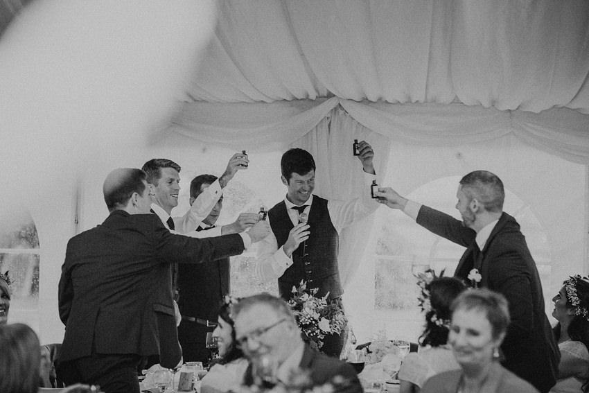 Summer wedding at Ballintaggart House - Dingle | Hazel and J.R. 119