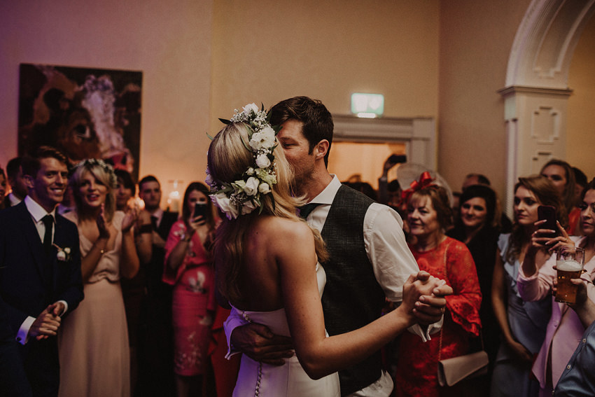 Summer wedding at Ballintaggart House - Dingle | Hazel and J.R. 121