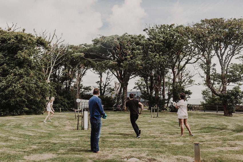 Summer wedding at Ballintaggart House - Dingle | Hazel and J.R. 18